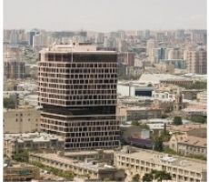 Valuation of Office and 102-room Upscale Business Hotel in downtown Baku, Azerbaijan
