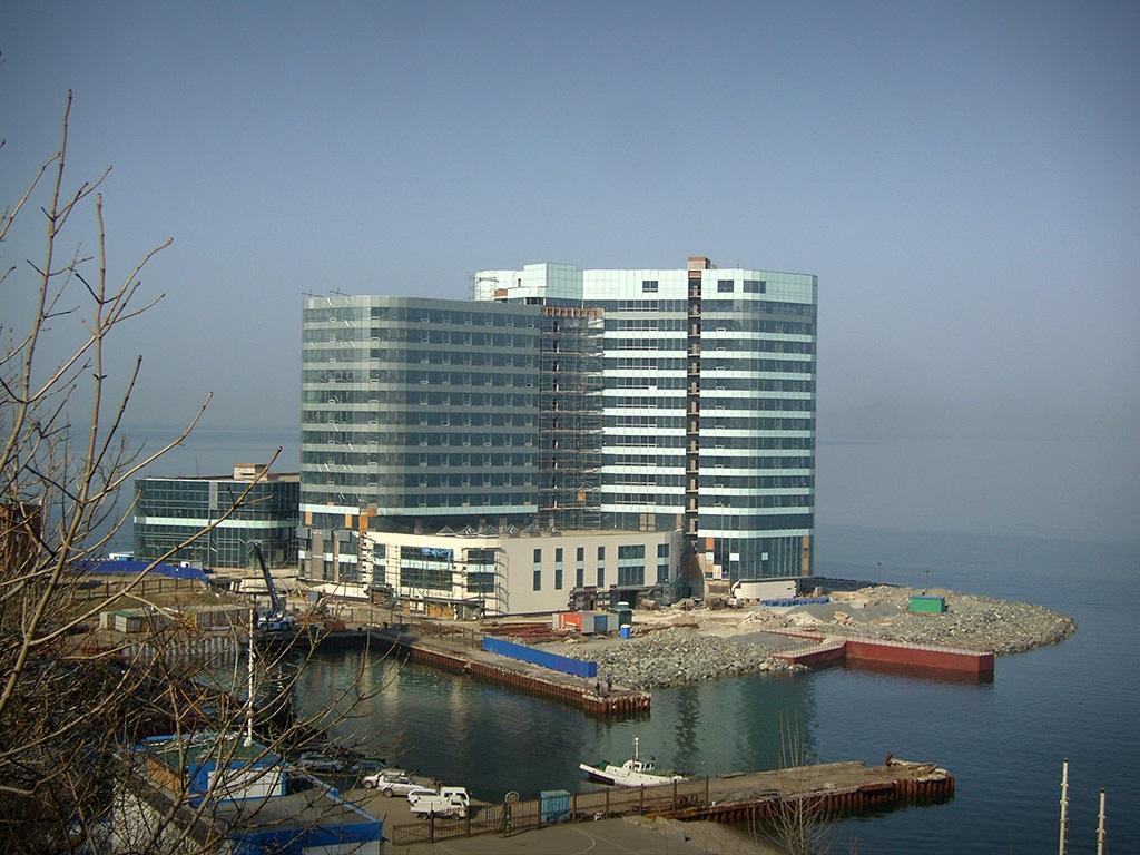 Luxury Spa Hotel Resort Development, Vladivostok , Russian Federation